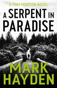 Book Cover: A Serpent in Paradise