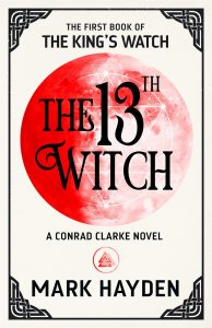 Cover for the 13th Witch by Mark Hayden