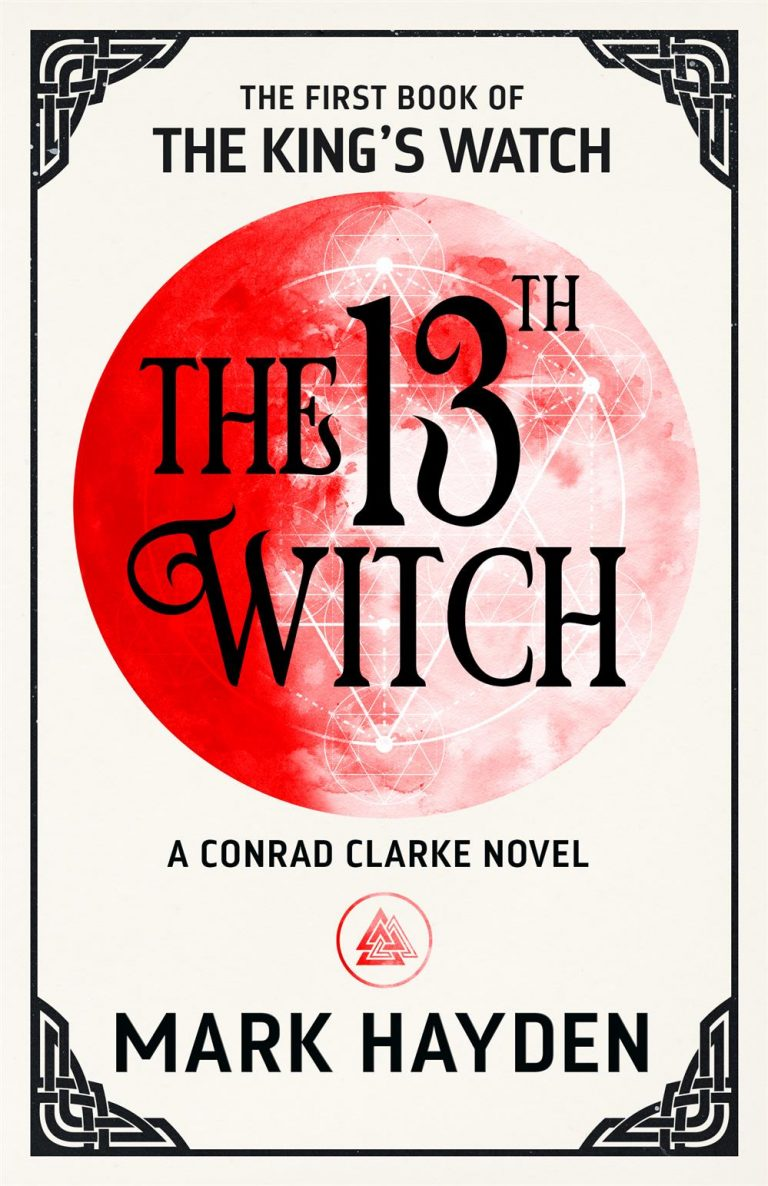 the 13th Witch, Discover the Books of Mark Hayden