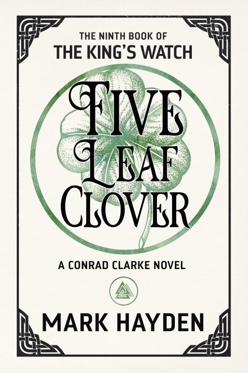 five leaf clover, Discover the Books of Mark Hayden